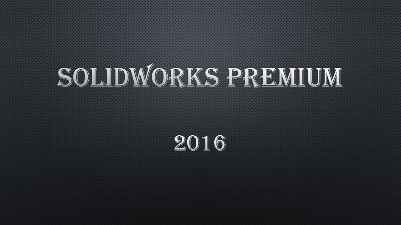 Solidworks 2018 gratuit existe-t-il une version gratuite? | all3dp.