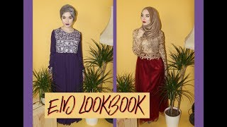 EID LOOKBOOK ft khimaronline.co.uk | NABIILABEE