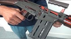 7.62mm C1A1 Canadian FAL, including a cutaway model!