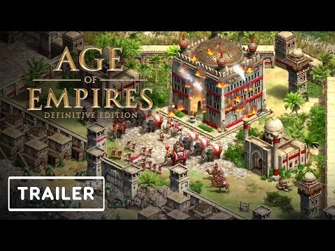 Age Of Empires 2: Definitive Edition - Launch Trailer | X019