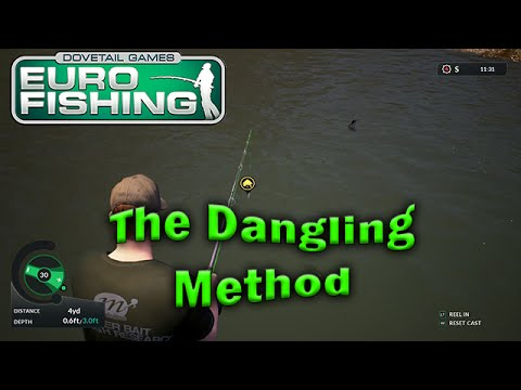 Dovetail games euro fishing the dangling method on bravo for Xbox one fishing games