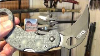 Knife Review: 5.11 C.U.B. Master Karambit