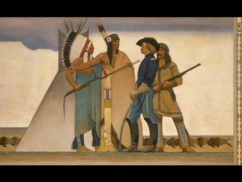 Indians Corn And The American West Maynard Dixon S New Deal Mural For The Dept Of The