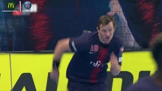 Best goal - September : Sander Sagosen with the post against Celje