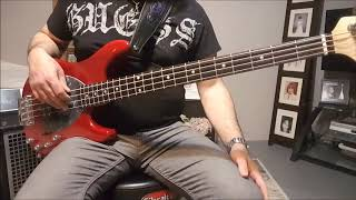 Rock this town ( Bass Lesson ) Stray Cats