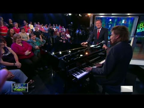 CNN Official Interview: Barry Manilow plays one of his favorites