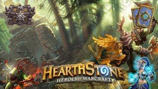 Hearthstone (Gameplay) - Knights of The Frozen Throne - Control Warlock - FREAKIN