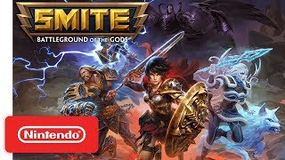 SMITE - Free-to-Play Trailer - Nintendo Switch