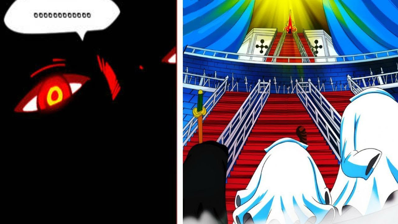 IM-Sama's Past Revealed: The Legendary High Priest   One ...