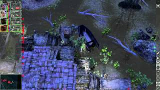 Jagged Alliance Back In Action Demo GamePlay HD #1