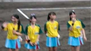 香川発アイドル きみともキャンディ 2012/06/23 高松市 レクザムスタジ...