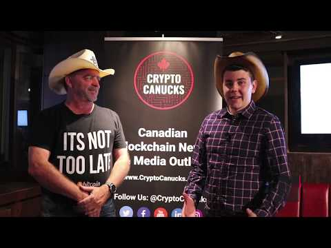 President & CEO of 3iQ Corp Fred Pye Interview At Bitcoin Rodeo | Calgary🍁