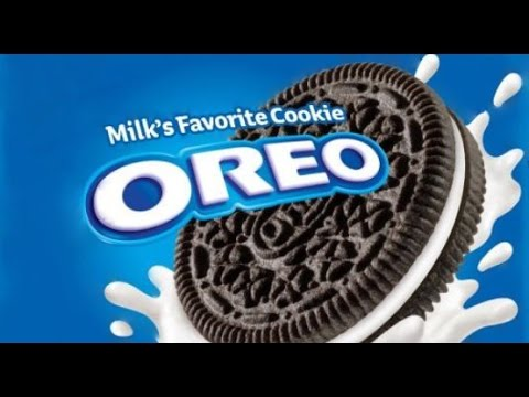 The Best Way to Eat Oreo Cookies