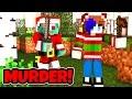 GET HER FIRST! | Minecraft Murder Mystery w/ RadioJH Games!