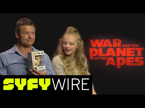 War of the Planet of the Apes' Bad Ape: Steve Zahn Speaks!  SYFY WIRE