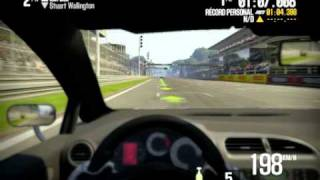 Need For Speed SHIFT 2 Gameplay on GT220