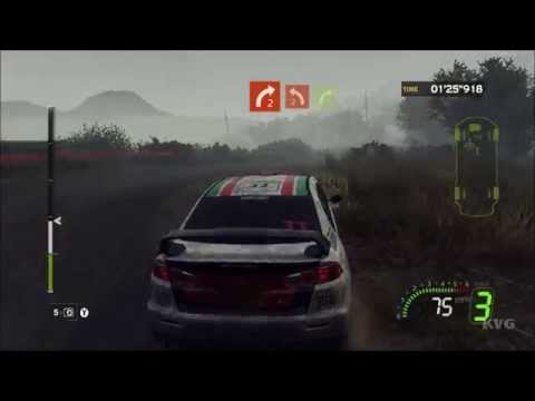 WRC 5 FIA World Rally Championship - Gameplay & Replay (PC HD) [1080p60FPS]