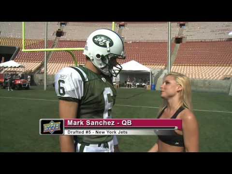 Upper Deck presents the 2009 NFL Rookie Touchdown Dance Challenge