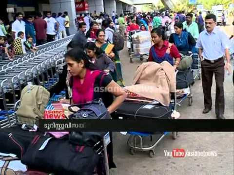 Travel agencies recruiting  nurses again in Libya :Asianet News
