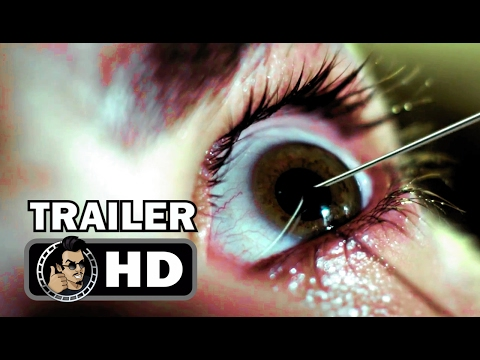 THE CRUCIFIXION   2017 Sophie Cookson Horror Movie HD
