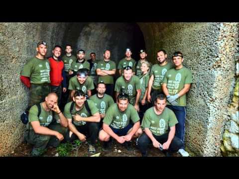 Boot Camp - Class 1, Mrcara Island, May 2012.