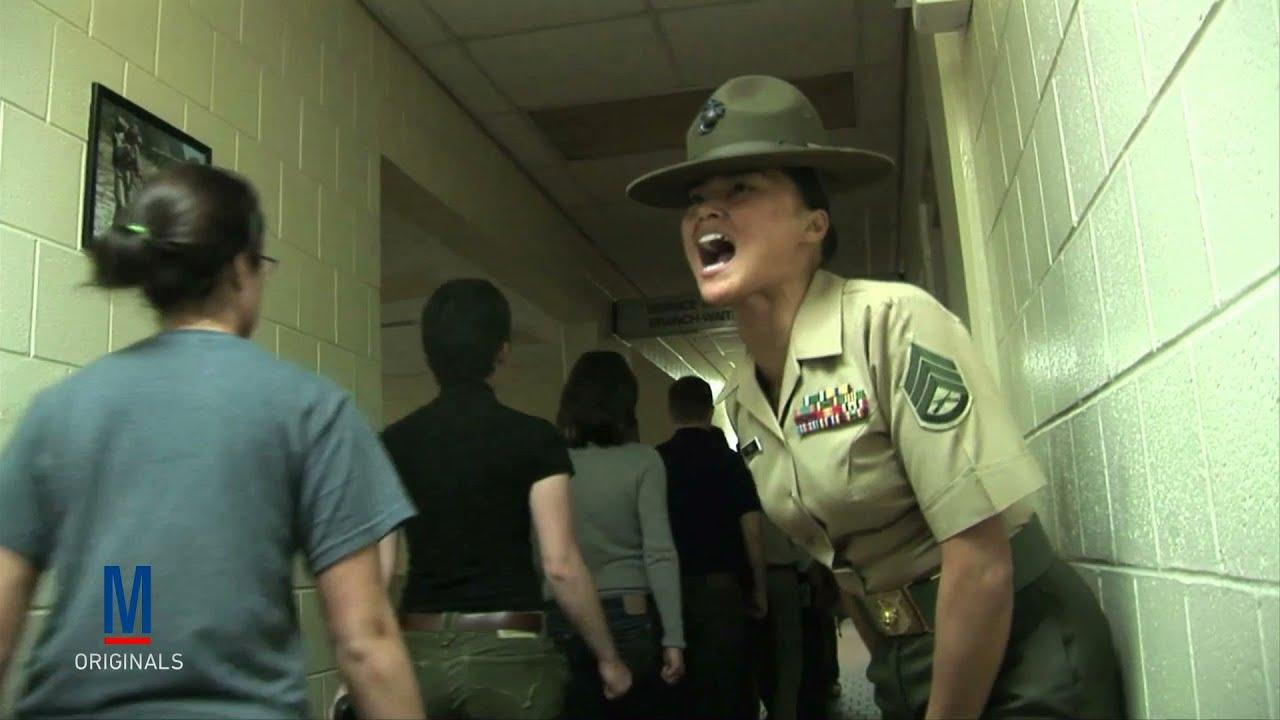 marine corps basic training youtube