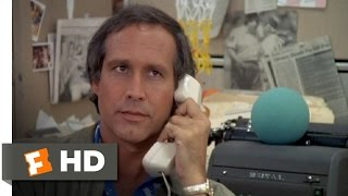 Fletch Lives (1/10) Movie CLIP - Fletch Quits (1989) HD
