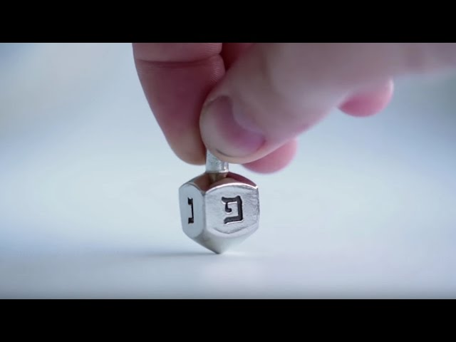 What Is A Dreidel? | My Jewish Learning