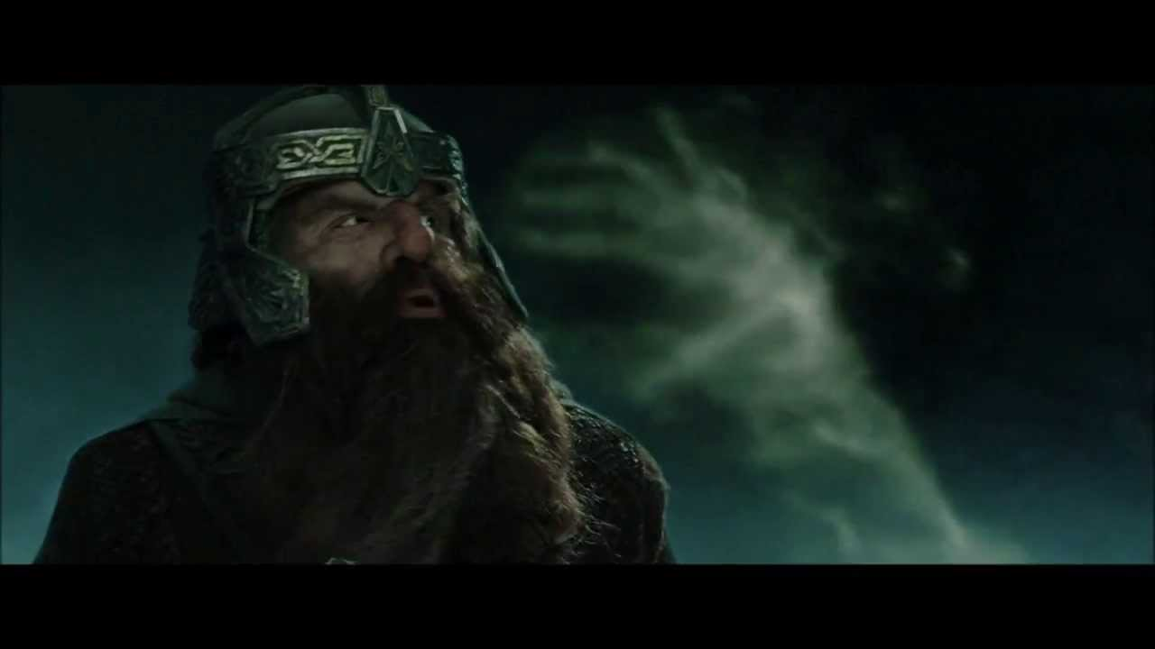 Lord Of The Rings Army Of The Dead Youtube