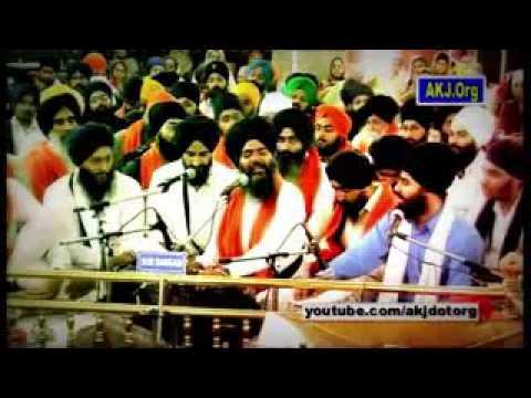 Bhai Manpreet Singh Allah Ki Kar Bandgi