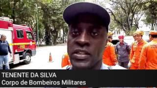 Tenente Evandro da Silva fala sobre a Semana de Prevenção