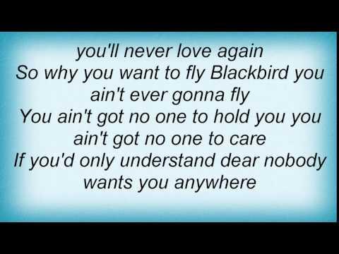 15489 Nina Simone - Blackbird Lyrics