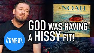 IS GOD GAY? | Ricky Gervais Reads NOAH'S ARK | Universal Comedy