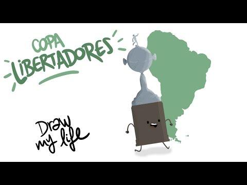 LA HISTORIA DE LA COPA LIBERTADORES - Draw My Life