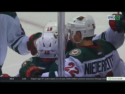 On ice instructional: Transition for defensemen with Wild's Jared Spurgeon