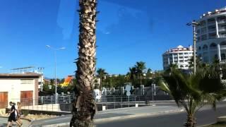 видео Путешествие в Турцию - 5 День | Экскурсия по Сиде и Водопад Манавгат