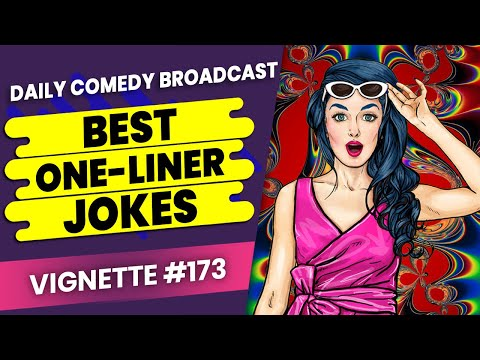 Best Short Jokes By Comedians | Funniest Short Jokes Ever | Vignette #173