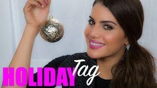 Holiday Tag! Thumbnail