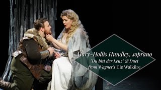 Die Walküre (Wagner) - Act 1 with Robert Stahley and Mary-Hollis Hundley
