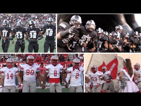 HSFB Texas : Judson (TX) vs Steele (TX) - Highlight Mix 2016