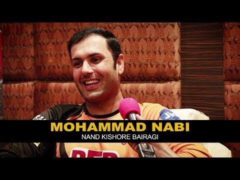 Mohammad Nabi | Nand Kishore Bairagi - नन्द किशोर बैरागी | RJ Kisna | Sunrisers Hyderabad | IPL 2018