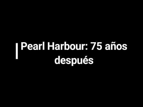 Pearl Harbour: 75 años después