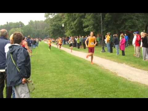 Cross Country Highlights   Saratoga Invite