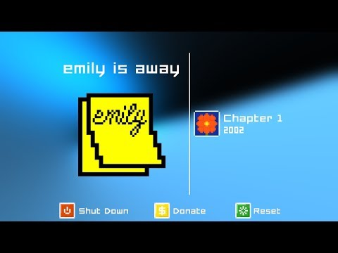 AOL Lost Instant Message Logs (Emily is Away) Funny Moments