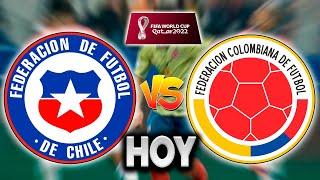 ✅CHILE vs. COLOMBIA  Jornada 2 Eliminatorias QATAR 2022 Fifa 21 😍