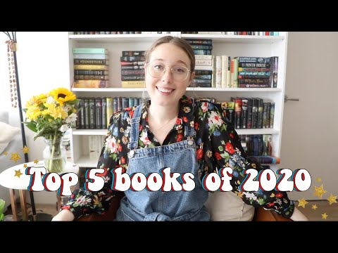 Top 5 Books of 2020 + Every Book I've Read So Far!