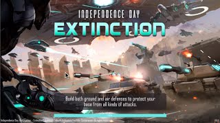 Independence Day Extinction Mobile Game!