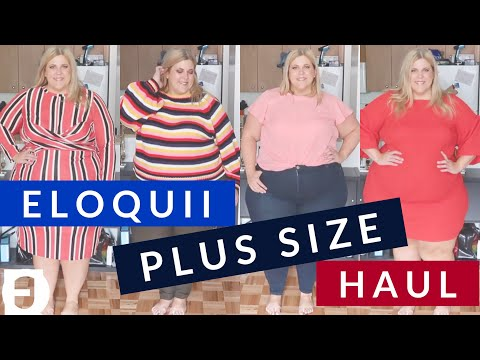 Eloquii Plus Size Haul: When Allergies Attack