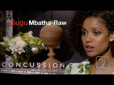 Gugu Mbatha-Raw on Big Willie for President and CONCUSSION