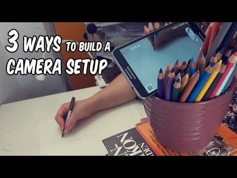CAMERA SETUP ★ for your Smartphone ★